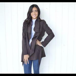 Jackets & Blazers - Draped coat
